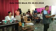 Public Hearing at Dalu C&RD Block (26th March 2018)