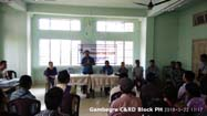 Public Hearing at Gambegre C&RD Block (22nd March 2018)
