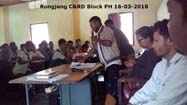 Public Hearing at Rongjeng C&RD Block (16th March 2018)
