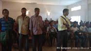 Public Hearing at Rongram C&RD Block (20th March 2018)