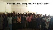 Public Hearing at Selsella C&RD Block (19th & 20th March 2018)