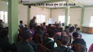 Public Hearing at Umsning C&RD Block (27th March 2018)