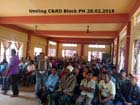 Public Hearing at Umling C&RD Block (28th February 2018)