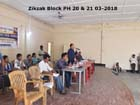 Public Hearing at Zikzak C&RD Block (20th & 21st  March 2018)