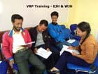 VRP Training at East Jainita Hills & West Jainita Hills District
