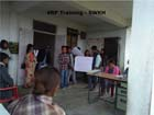 VRP Training at South West Khasi Hills District