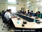 VRP Training at South Garo Hills District