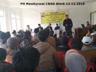 Public Hearing at Mawkyrwat C&RD Block (11th December 2018)