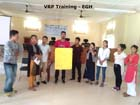 VRP Training at East Garo Hills District